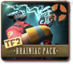 TEAM FORTRESS 2 BRAINIAC PACK