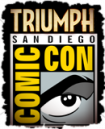 Triumph launches at Comic Con 2012