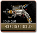 THE BANG BANG BELLE - A ONE-OF-A-KIND RAYGUN