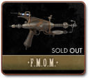 F.M.O.M. INDUSTRIES WAVE DISRUPTER GUN