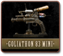 GOLIATHON 83 - MINIATURE VERSION