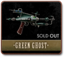 THE GREEN GHOST - A ONE-OF-A-KIND RAYGUN