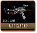 JAGD KANONE - A ONE-OF-A-KIND RAYGUN