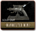MANMELTER 3600ZX - MINIATURE EDITION