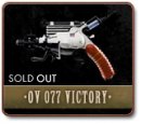 OV 077 VICTORY - A ONE-OF-A-KIND RAYGUN