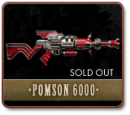 POMSON 6000 SUB ATOMIC WAVE GUN