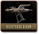 THE RIGHTEOUS BISON - INDIVISIBLE PARTICLE SMASHER