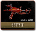 SPUTNIK 500 - A ONE-OF-A-KIND RAYGUN