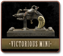 VICTORIOUS MONGOOSE - MINIATURE VERSION