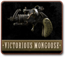VICTORIOUS MONGOOSE 1902A CONCEALABLE RAY PISTOL