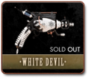 THE WHITE DEVIL - A ONE-OF-A-KIND RAYGUN
