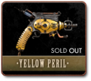 THE YELLOW PERIL - A ONE-OF-A-KIND RAYGUN