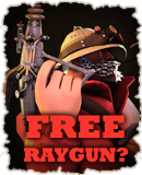 Get Your Free TF2 Righteous Bison at Comic Con