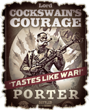 Lord Cockswain's Courage and VPA beers from Garage Project