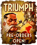 Triumph Pre-Orders are open!